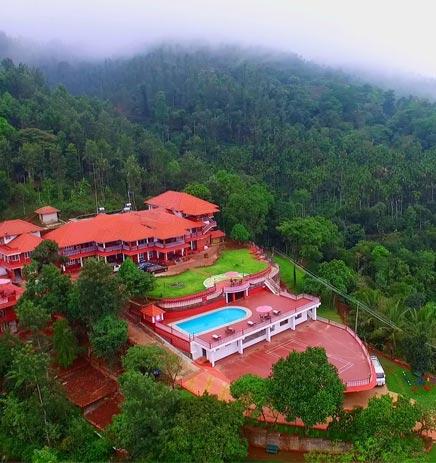Upasana-Resort-Kudremukha