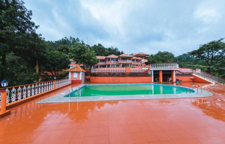 Upasana Resort Swimming pool